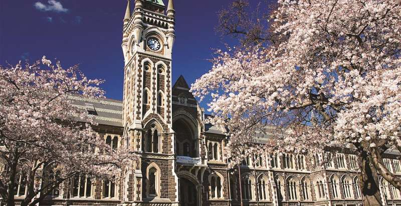 University of Otago Clocktower2 Medium